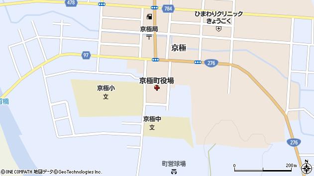 〒044-0100 北海道虻田郡京極町(以下に掲載がない場合)の地図
