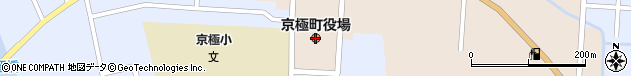 北海道虻田郡京極町周辺の地図