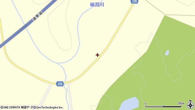 〒066-0005 北海道千歳市協和1392番地の地図