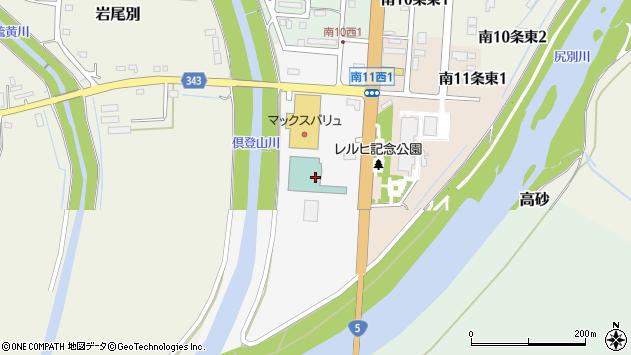 〒044-0045 北海道虻田郡倶知安町南十一条西の地図