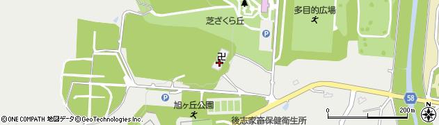 大仏寺周辺の地図