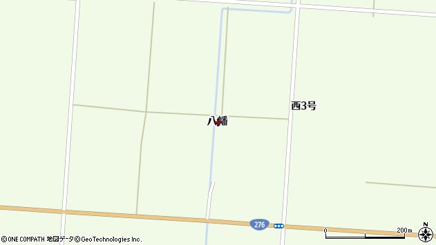 〒044-0072 北海道虻田郡倶知安町八幡の地図