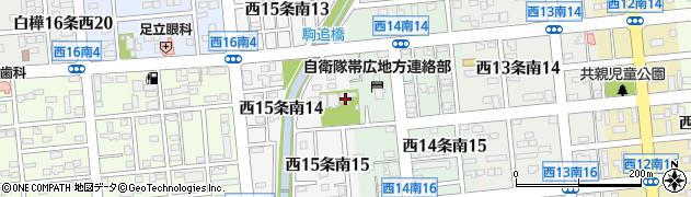 仏弘寺周辺の地図
