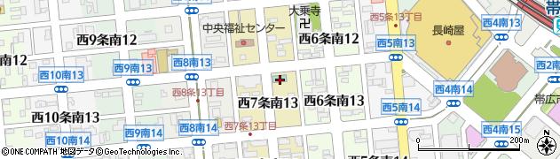 ホテル・オプティマ周辺の地図