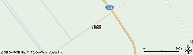 北海道由仁町(夕張郡)川端周辺の地図