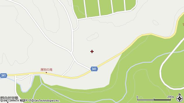〒005-0862 北海道札幌市南区滝野の地図
