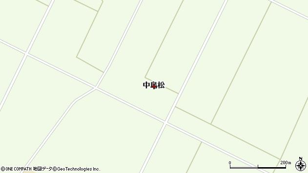 〒061-1362 北海道恵庭市中島松の地図