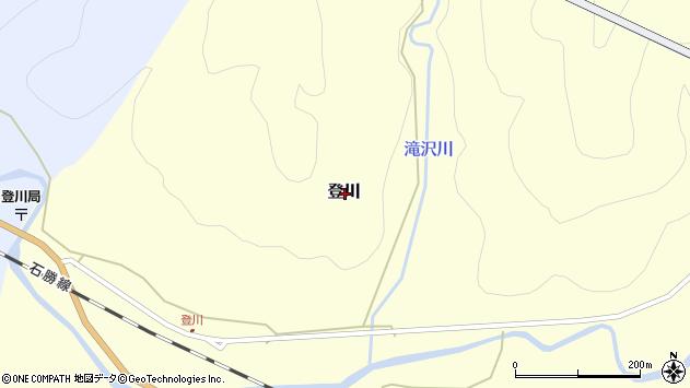 〒068-0753 北海道夕張市登川の地図