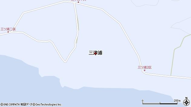 〒085-0801 北海道釧路市三津浦の地図