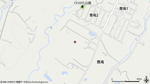 〒061-2273 北海道札幌市南区豊滝の地図