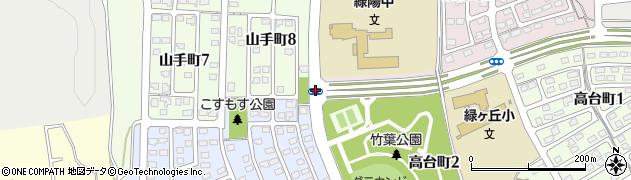 里見町1周辺の地図