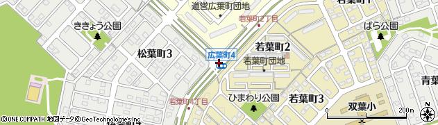 若葉町2周辺の地図
