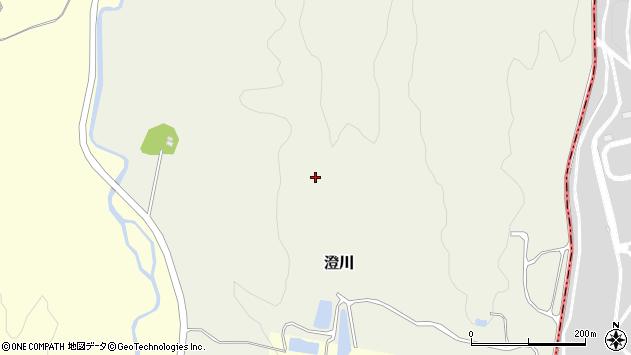 〒005-0007 北海道札幌市南区澄川の地図