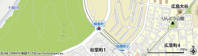 山手町周辺の地図