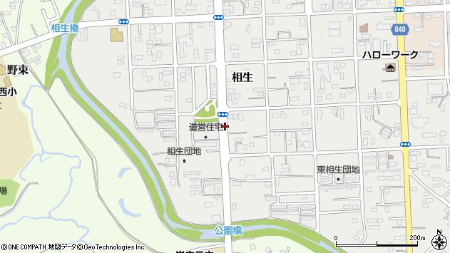 〒045-0023 北海道岩内郡岩内町相生の地図