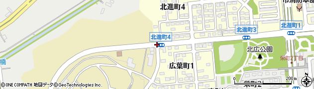 広葉町1周辺の地図