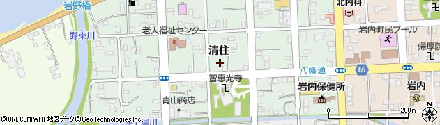 タキ・はり・灸治療院周辺の地図