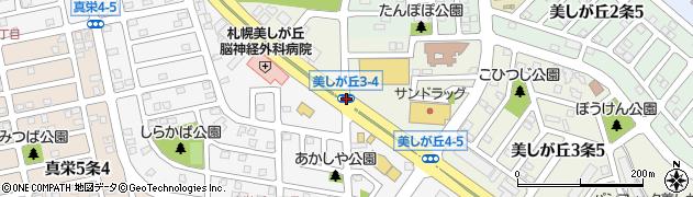 真栄4‐5周辺の地図