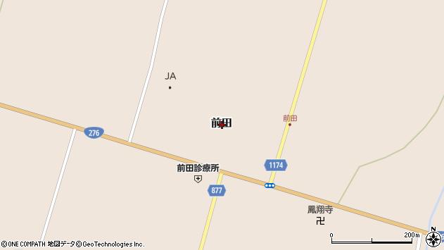 〒048-2201 北海道岩内郡共和町前田の地図
