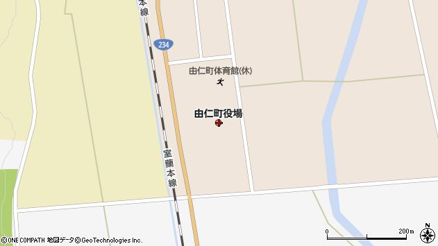 〒069-1200 北海道夕張郡由仁町(以下に掲載がない場合)の地図