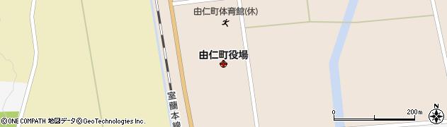 北海道由仁町(夕張郡)周辺の地図
