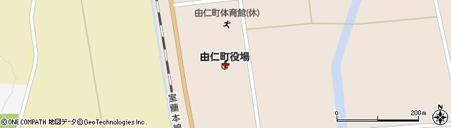 由仁町役場建設水道課 土木・建築担当周辺の地図