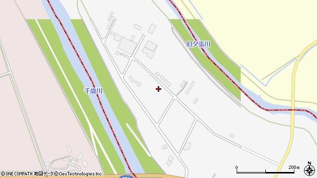 〒069-1482 北海道夕張郡長沼町西12線南の地図