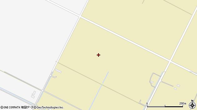 〒069-1310 北海道夕張郡長沼町10区の地図