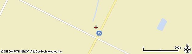 長沼寺周辺の地図