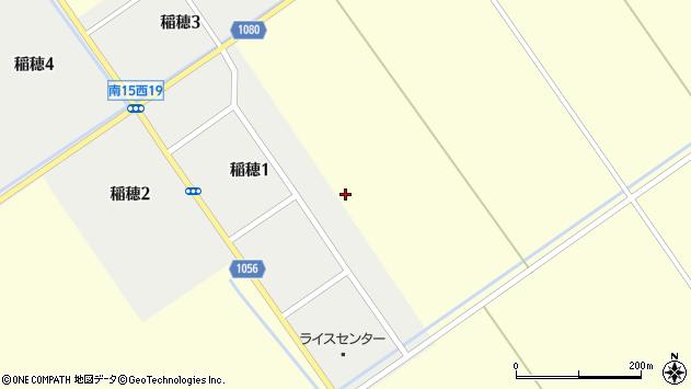 〒069-0216 北海道空知郡南幌町南16線西の地図
