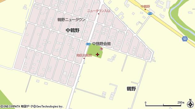 〒084-0924 北海道釧路市鶴野の地図