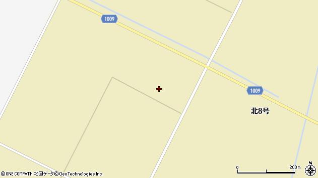 〒069-1317 北海道夕張郡長沼町東6線北の地図