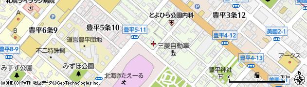 善道寺周辺の地図