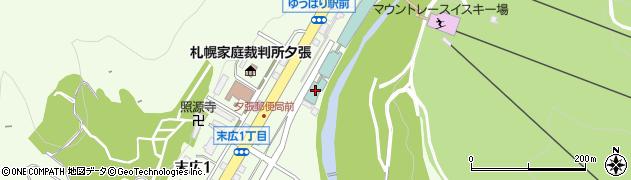 レースイの湯周辺の地図