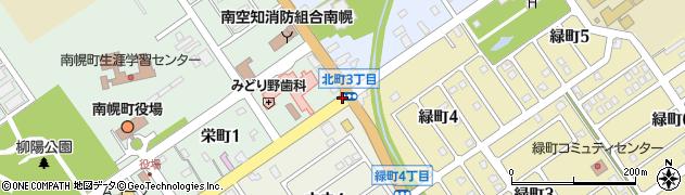 緑町4周辺の地図