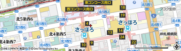 エルズガーデン(L's Garden)周辺の地図