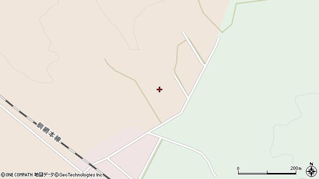 〒088-2148 北海道釧路郡釧路町鳥通の地図