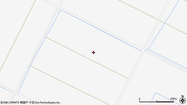 〒069-1303 北海道夕張郡長沼町3区の地図