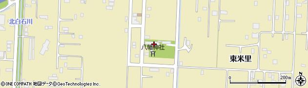 東興寺周辺の地図