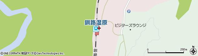北海道釧路郡釧路町周辺の地図