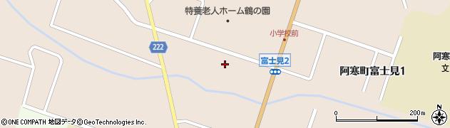 仏海寺周辺の地図