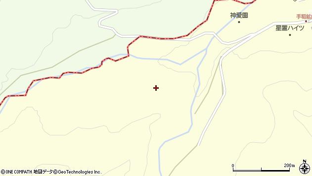〒006-0049 北海道札幌市手稲区手稲金山の地図