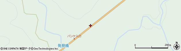 国道237号線周辺の地図