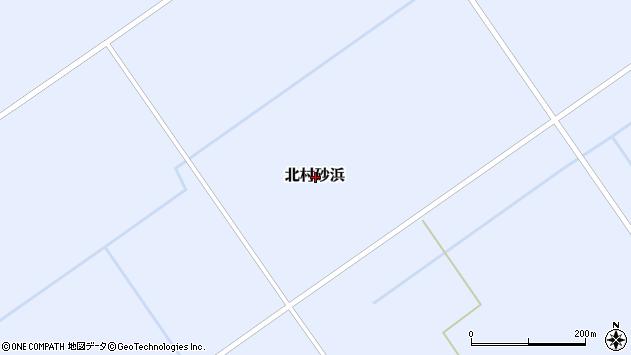 〒069-0351 北海道岩見沢市北村砂浜の地図