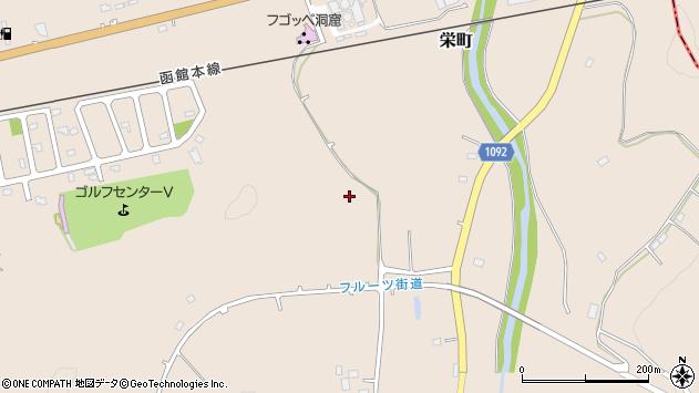〒046-0001 北海道余市郡余市町栄町の地図
