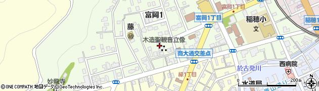 浅草寺周辺の地図