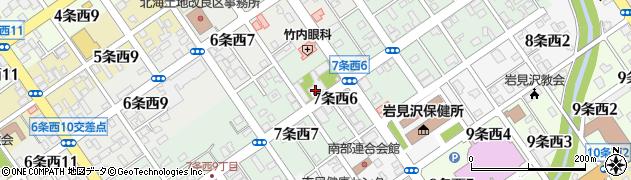 禅洞寺周辺の地図