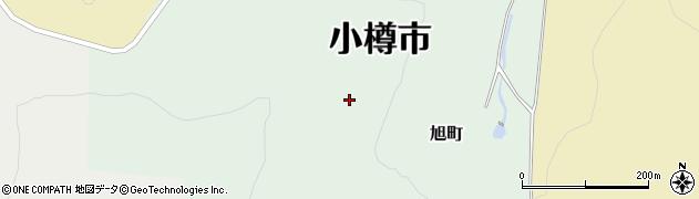 北海道小樽市旭町周辺の地図