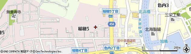 湯殿山光明院周辺の地図