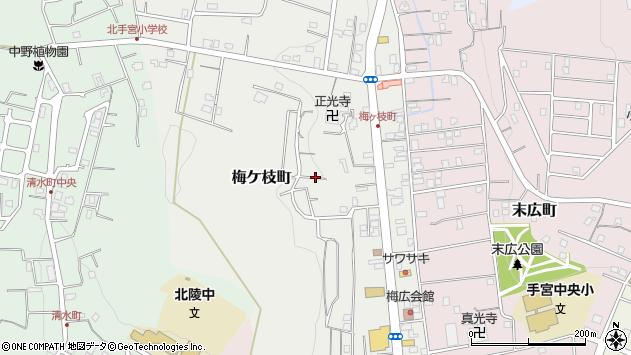〒047-0044 北海道小樽市梅ケ枝町の地図